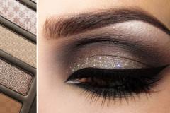 Примеры макияжа для карих глаз