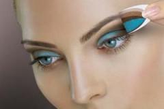 Маленькие хитрости макияжа голубых глаз