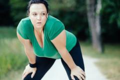 Бег поможет похудеть