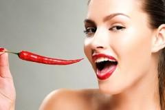 Обертывания с красным перцем для похудения
