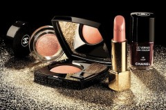 Chanel выпускает рождественскую коллекцию макияжа Plumes Precieuses