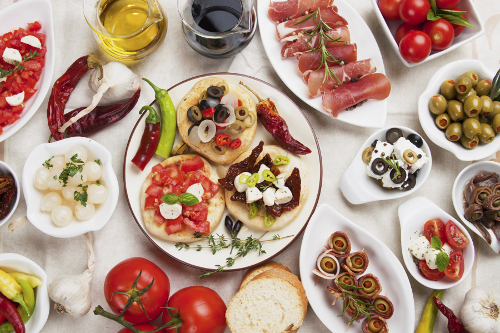 Средиземноморская диета: для похудения, для здоровья, для красоты