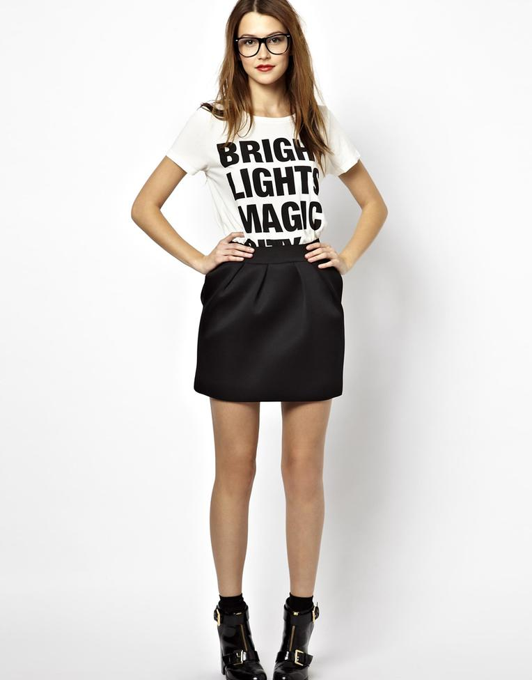 Тренды 2014: модные вещи из неопрена