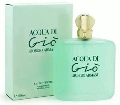 Мужская парфюмерия Giorgio Armani: классика и новинки