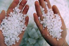 Морская соль поможет поддерживать тело в тонусе