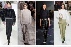 Модные брюки зима 2014/2015