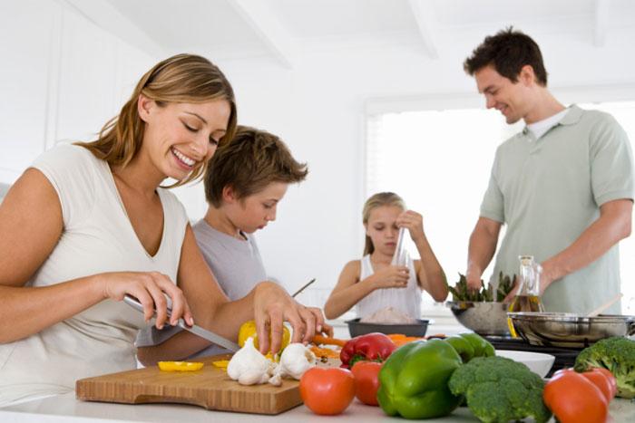 Похудение без диет. Принципы правильного питания