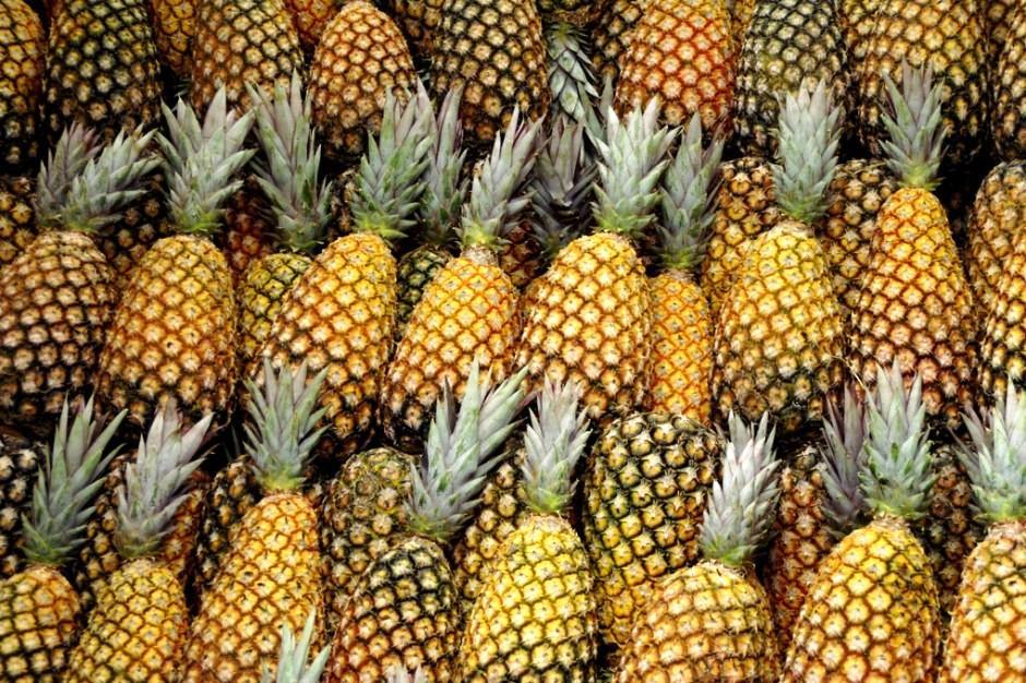 Худеем с помощью ананаса