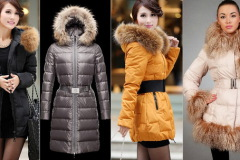 Модные пуховики зима 2014/2015