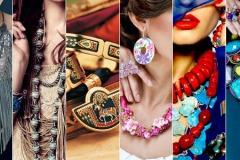 Новый модный тренд – украшения из пластика
