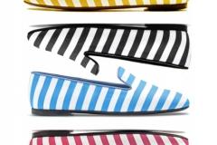 Стильная обувь на плоской подошве