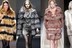Модные шубы зима 2014/2015