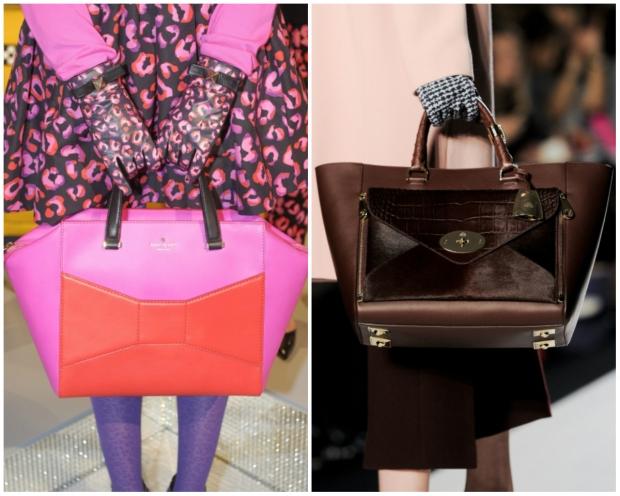 Сундучки, мешки и коробочки: новые модели сумок осень-зима 2014/2015