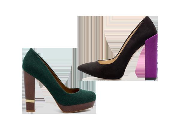 Обувь и аксессуары для новогодней вечеринки 2015