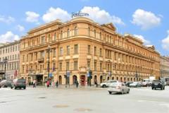 Гостиницы СПб