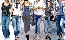 Джинсовая одежда 2015: лучшие идеи с подиума