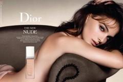 Легче воздуха: невесомые тональные средства Diorskin Nude Air, Dior