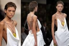Худым моделям запретят работать на Неделе моды в Париже