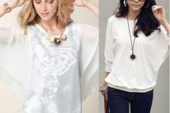 Стильный верх: самые модные блузки и рубашки сезона