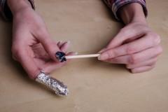 Как снять шеллак в домашних условиях