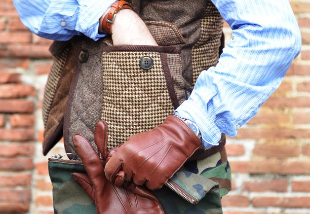 Цветные перчатки на острие моды. Как сделать правильный выбор?
