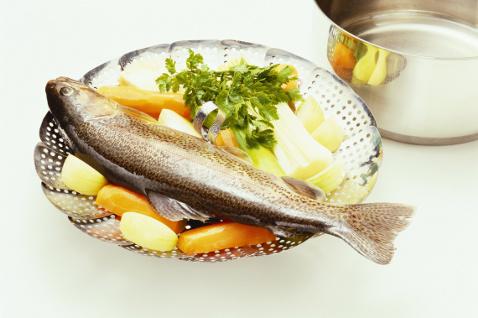 Рецепты для мультиварки: как готовить диетическую рыбу на пару