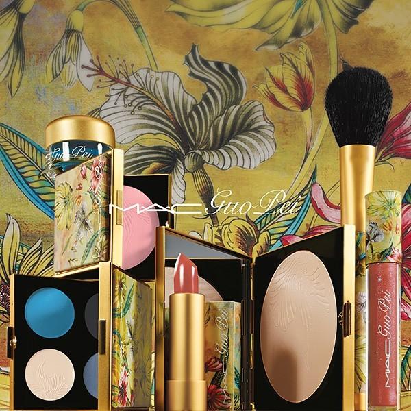 M.A.C и Гуо Пей создали косметику в традиционном китайском стиле