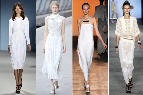 Как носить белые вещи. Несколько дельных советов женщинам
