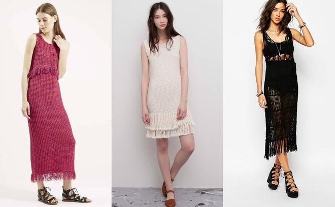 Тренды 2015: модные летние платья