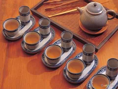 Души не чаю! Улун, пуэр и другие — для похудения и удовольствия