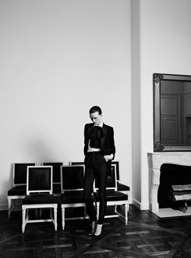 Дом моды Yves Saint Laurent возвращается в Высокую моду