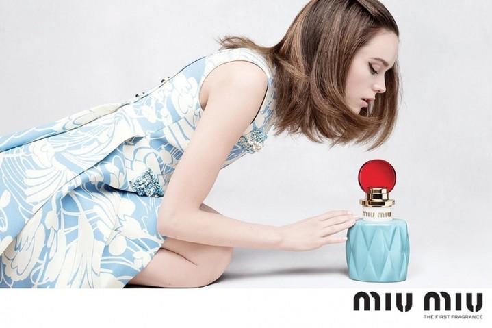 Бренд Miu Miu выпустил свой первый парфюм