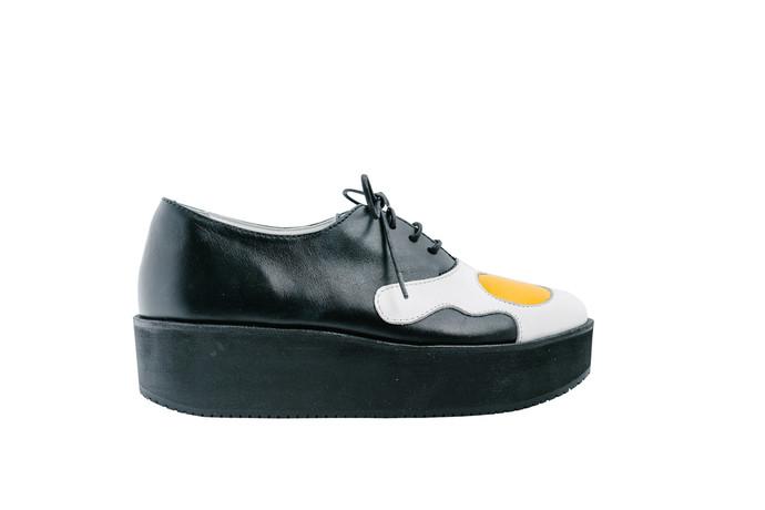 Капсульная коллекция фестивальных брогов от NEVALINKI Concept Store x AFOUR Custom Footwear