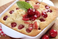 Что такое клафути? Клафути с вишнями и миндалем: рецепт