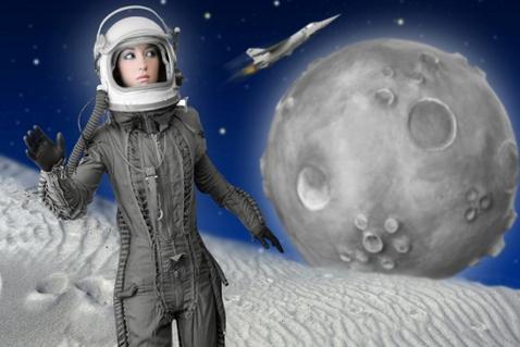 Диета космонавтов: звездная легкость