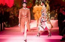Неделя высокой моды в Париже: Schiaparelli, осень 2015