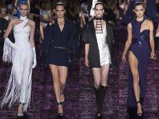 Неделя высокой моды в Париже: Atelier Versace, осень 2015