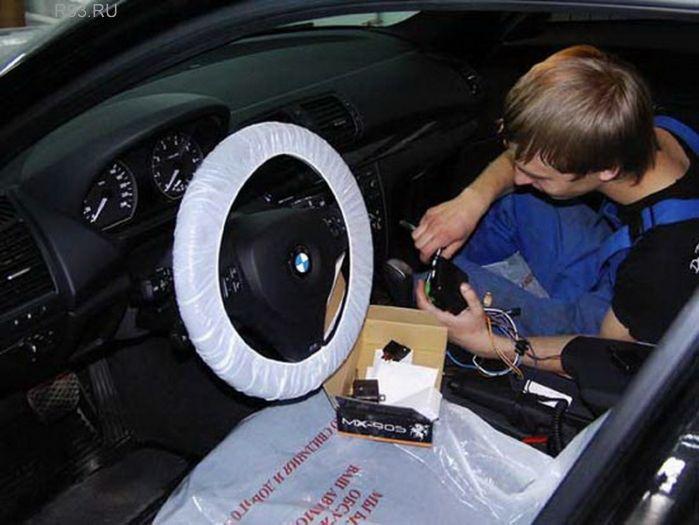 Как установить сигнализацию на автомобиль?
