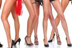 Как создать иллюзию длинных и стройных ног?