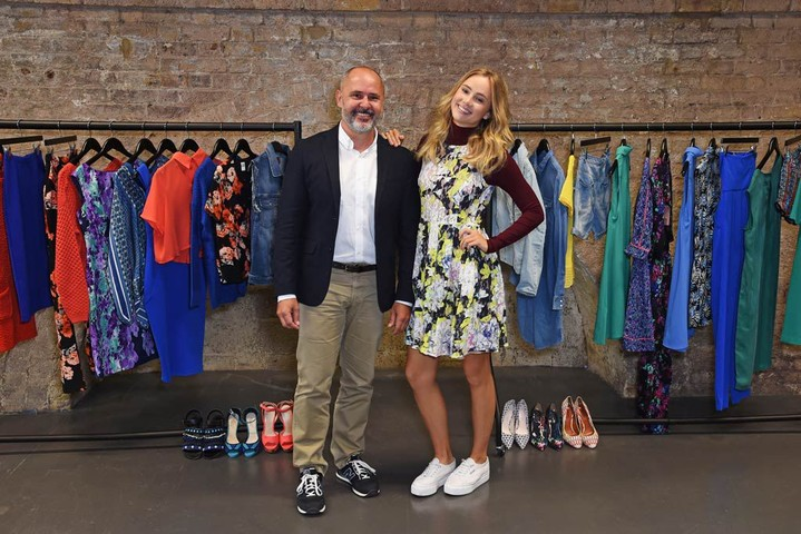 Сьюки Уотерхаус стала новым лицом Amazon Fashion