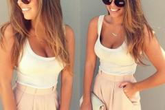 Fashion-тренд лета 2015: шорты с высокой талией