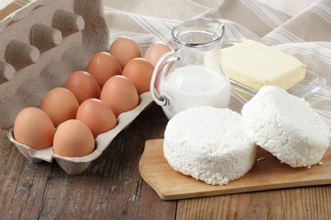 Диета без молока: альтернативные источники кальция
