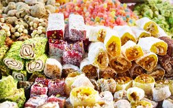 Секреты восточных сладостей