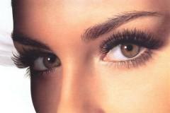 Милые усталые глаза
