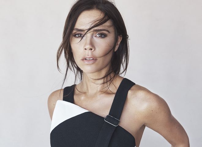 Виктория Бекхэм запускает собственную линию косметики