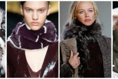 Тренды осени 2015: какие шарфы носить в этом сезоне