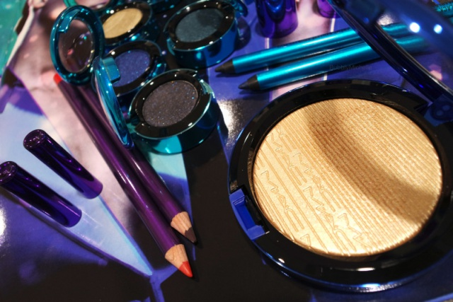 Праздничная коллекция макияжа MAC Magic Of The Night Collection Holiday 2015