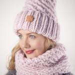 Must-have зимы: шапки и шарфы ручной работы