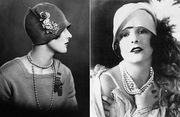Модные дамские шляпки начала 90-х годов