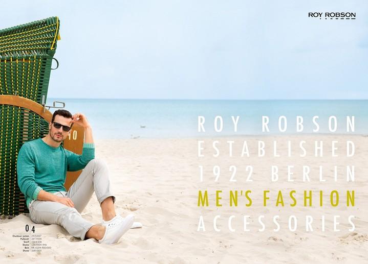 Коллекция Roy Robson весна-лето 2016